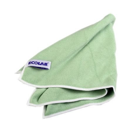 Polifix Microclin Cloth Green (Эколаб Микроклин), 40х40 Cm, 5 шт