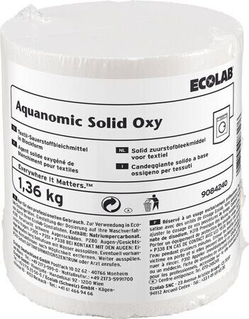 Aquanomic Solid Oxy / Акваномик Солид Окси, 1.36кг